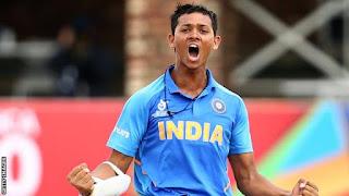 لاعب الكريكت الهندي  ياشاسفي جايسوال