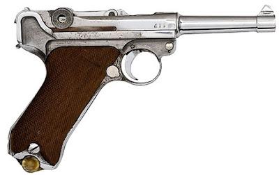 la pistola più rara del mondo