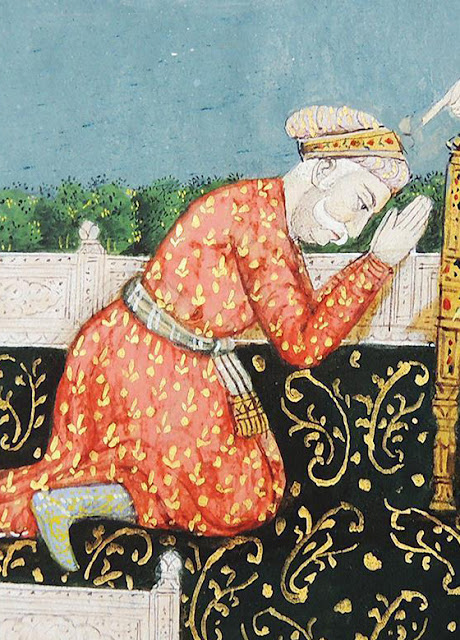 Bughra Khan, father of Sultan Qaiqabad