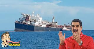 Tanquero con 1 millón de barriles de petróleo se hunde en el Puerto de Paria