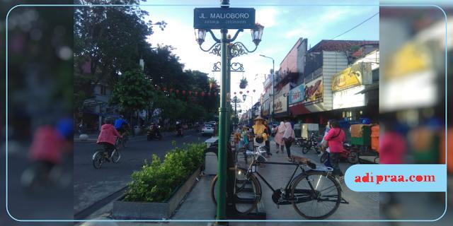 Jalan Malioboro | adipraa.com