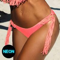Slip costum de baie Dea Neon • Toccata