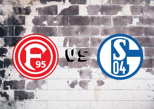 Fortuna Düsseldorf vs Schalke 04  Resumen