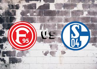Fortuna Düsseldorf vs Schalke 04 Resumen y goles