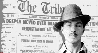 SHAHEED BHAGAT SINGH'S BIOGRAPHY, BIRTHDAY,ROLE PLAY FOR FREEDOM
