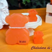 Jabón-osas-naranjas-tipo-tous-Chaladura-de-jabones