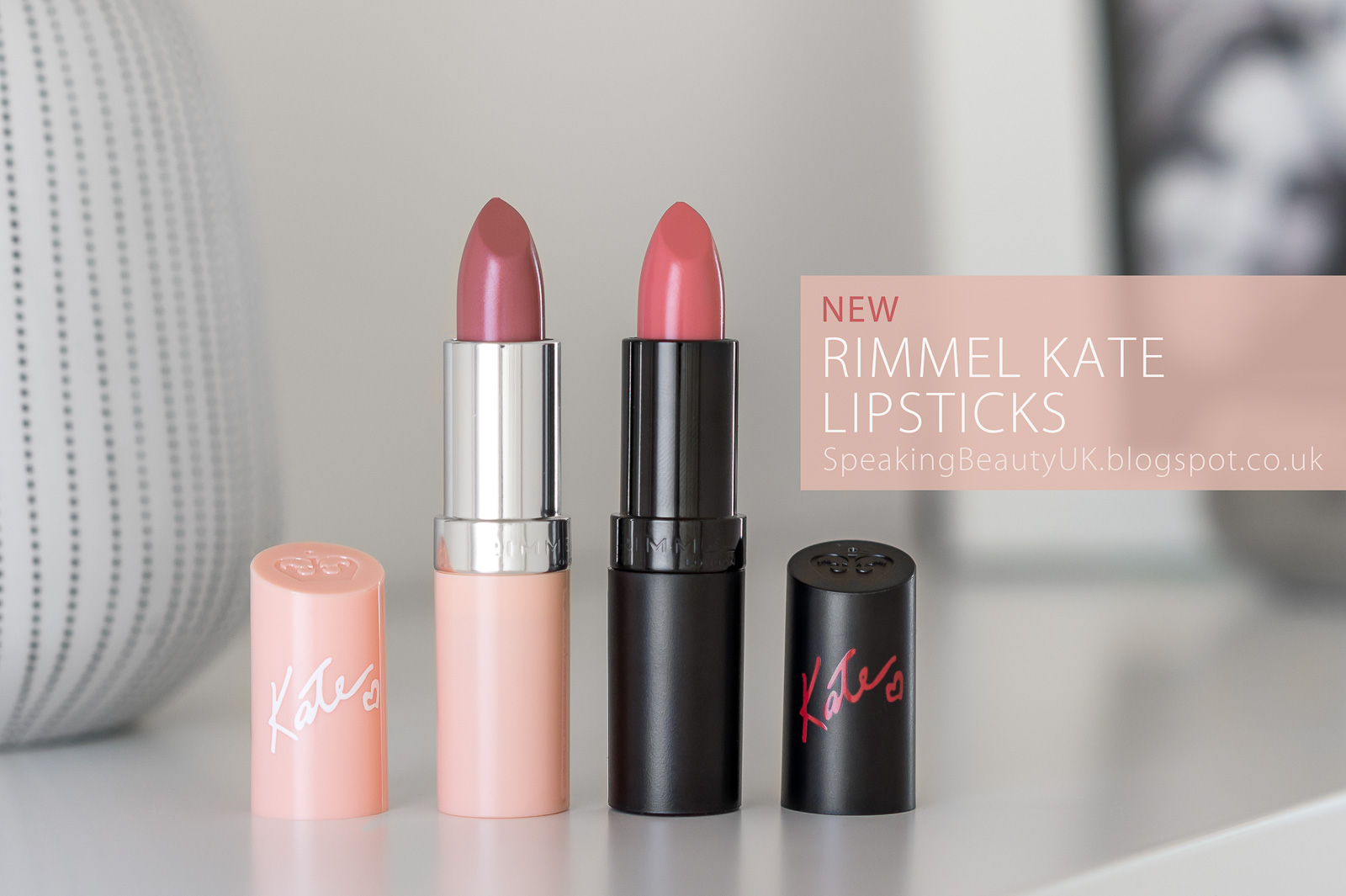 NEW Rimmel Kate Moss Lipsticks