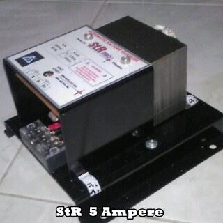 JUAL AUTOMATIC BATTERAY CHARGER GENSET