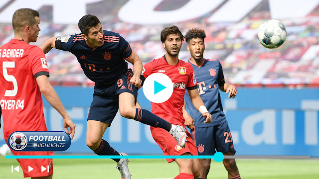 Bayer Leverkusen vs Bayern München – Highlights