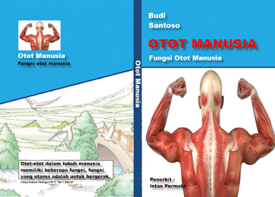 Cover buku berjudul Otot Manusia www.simplenews.me