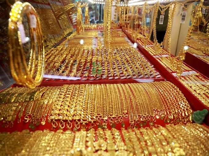 Giá vàng giảm ngay phiên đầu tuần ngày 26/10/2020