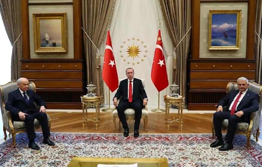 Οι εθνικιστές ελέγχουν την Τουρκία