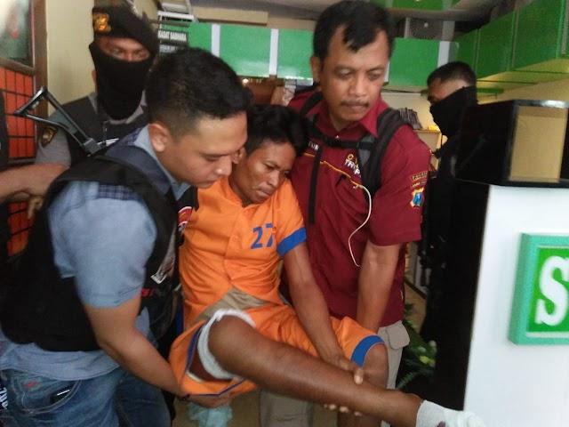 Melawan, DPO Curwan Didor Tim Cobra Tangguh