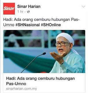 Image result for Gambar Pas dengan Umno