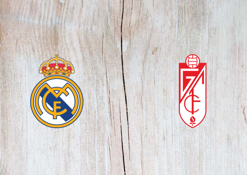 Real Madrid vs Granada -Highlights 5 October 2019