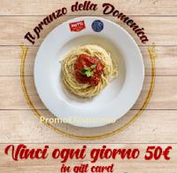 Logo Mutti ''Il pranzo della domenica'' 2° edizione: vinci 62 Gift Card Carrefour da 50€