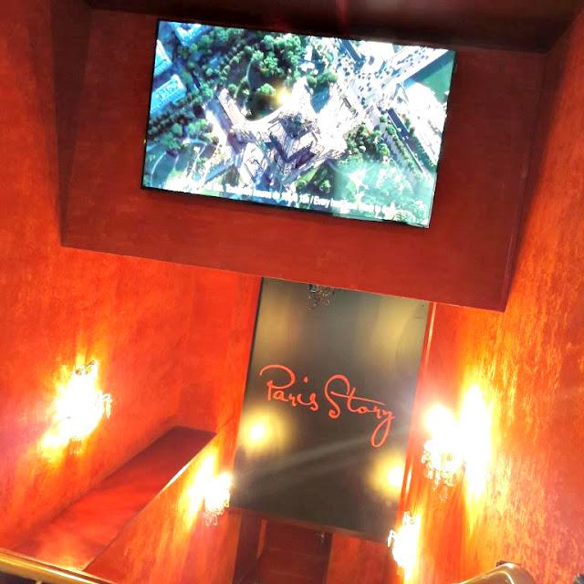 Paris Story film histoire de Paris écran panoramique Yann Arthus Bertrand