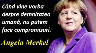 Maxima zilei: 17 iulie - Angela Merkel