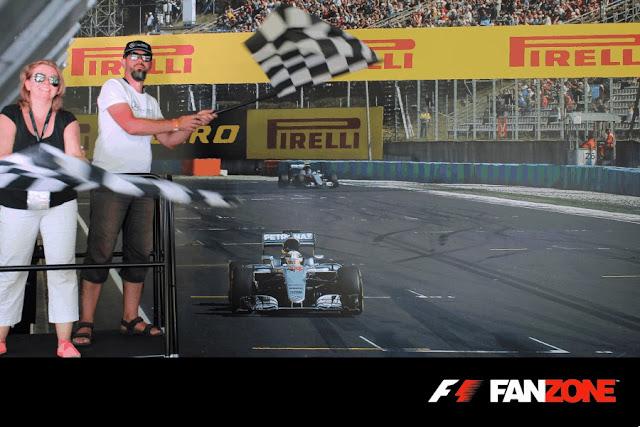 Tor Hungaroring, Grand Prix Formuła 1, strefa FanZone, Mogyoród, Węgry