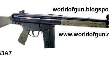 World of Gun: HECKLER & KOCH G3