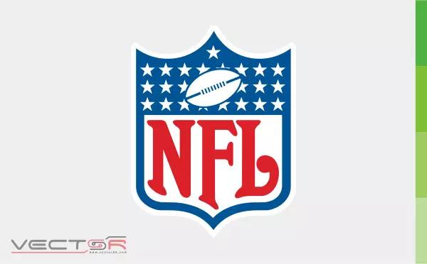 National Football League (NFL) (1984) Logo - Download Vector File CDR (CorelDraw)