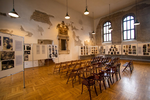 Sinagoga Alta-Kazimierz-Cracovia