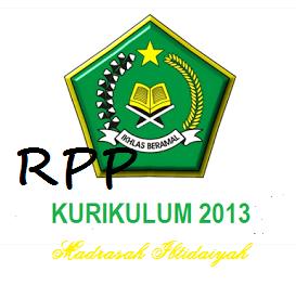 RPP Bahasa Arab MI Kurikulum 2013 Semester 1 dan 2