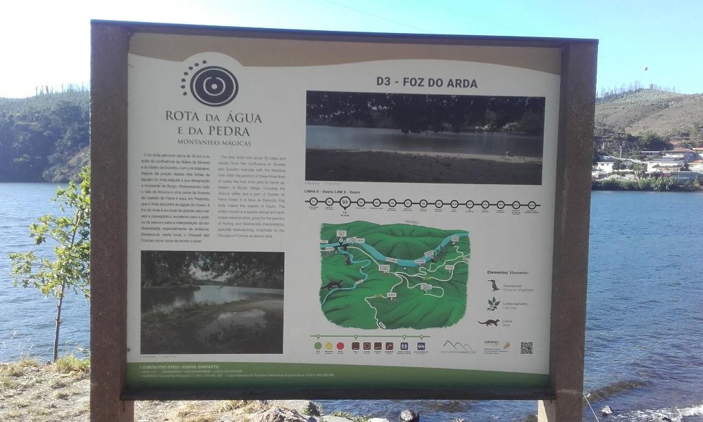 Foz do Rio Arda