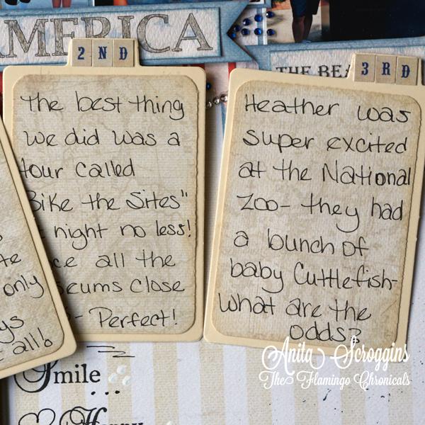 America The Beautiful Layout