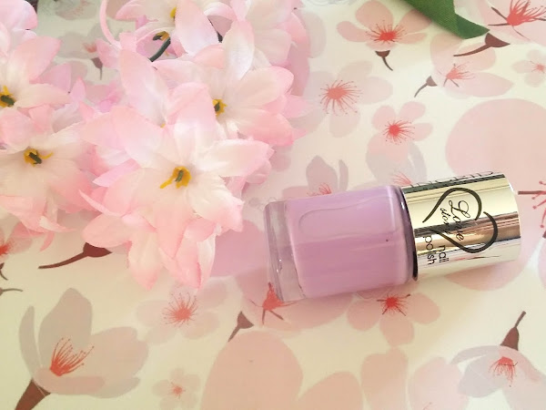 Manicure of the week - Spring nails '16