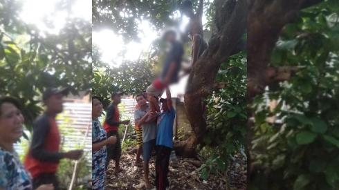 Remaja Gantung Diri di Lombok Utara Gangga