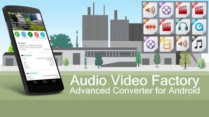 Video Format Factory هو محول فيديو وضاغط فيديو وقاطع فيديو وقاطع فيديو وعاكس ومحول صوت .