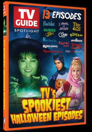 DVD Review - TV Guide Spotlight: TV's Spookiest Halloween Episodes