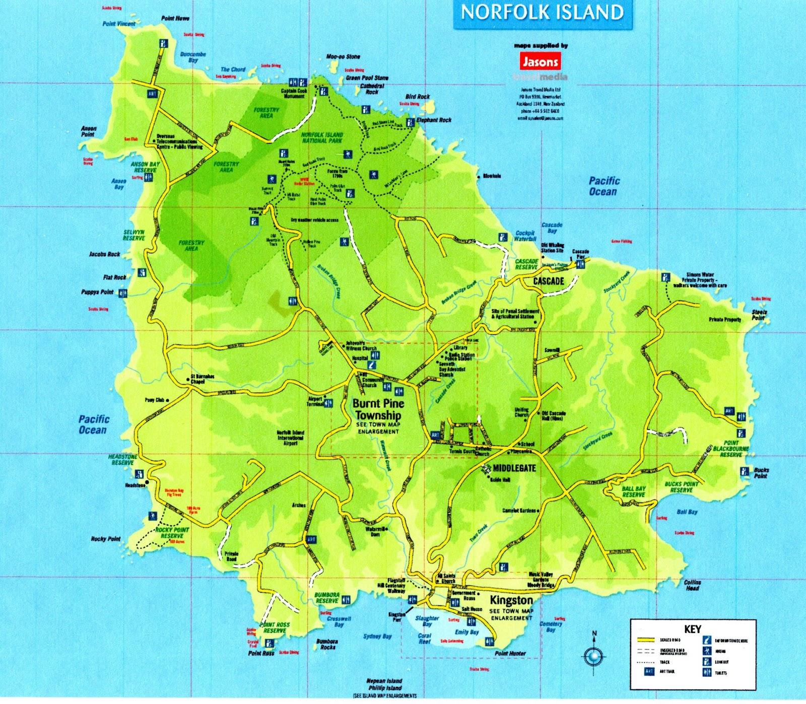 Ilha Norfolk | Norfolk Island