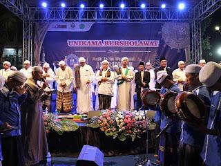 Unikama Bersholawat Bersama Ar-Ridwan