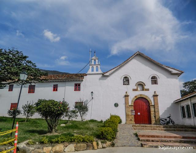 Igreja de São Francisco, Villa de Leyva, Colômbia