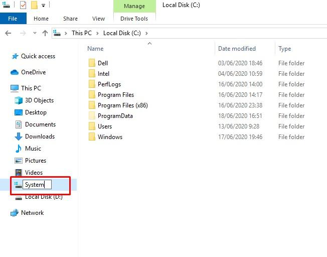 Cara membuat partisi hardisk windows 10