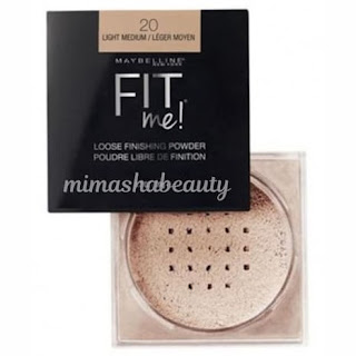 Maybelline Fit Me Mineral Loose Finishing Powder