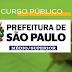 Prefeitura de SP tem Concurso Aberto com 1737 vagas. Salários até R$ 5.187,01.