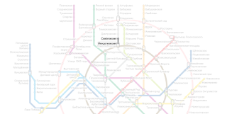 Станция метро Савёловская