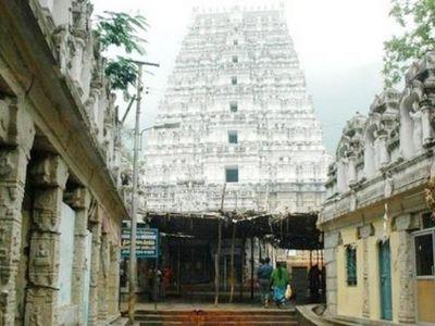 Srivari Padala Mandapam Tirupati