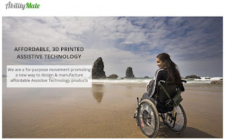 AbilityMate Develop Assistive Devices For Disabled Using 3D Printing Technology