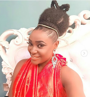 Do not marry a poor man - Actress Lizzy Gold advises ladies