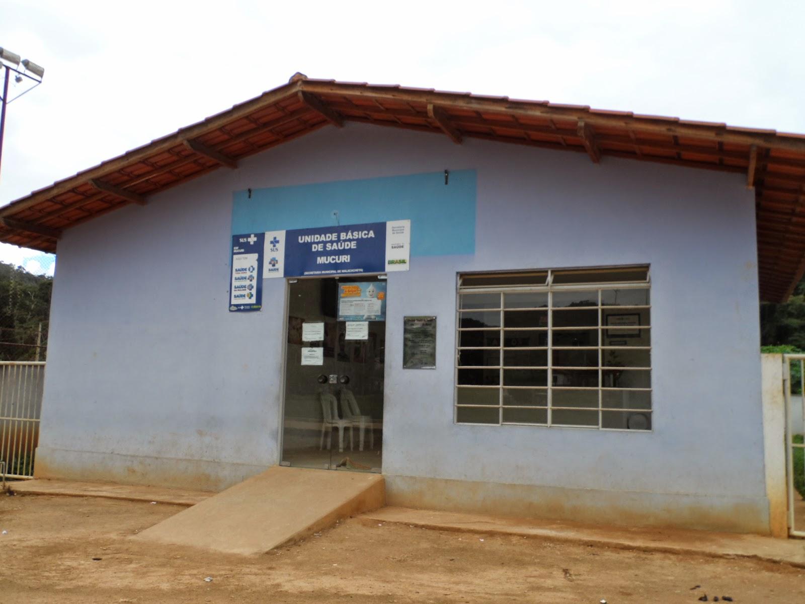 Posto de Saúde de Santo Antônio do Mucuri
