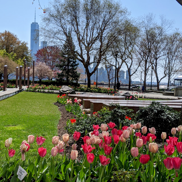 Tulip Town in Jersey City | Linzer Lane Blog