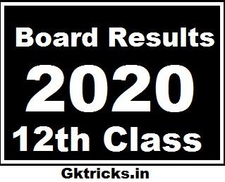 board result 2020