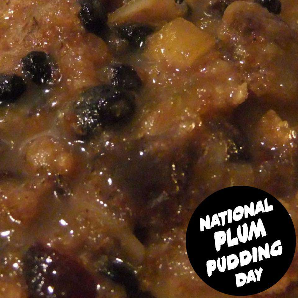 National Plum Pudding Day Wishes Lovely Pics