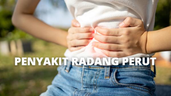 """Penyakit Radang Perut : Pengertian, Tanda dan Gejala, Penyebab, Faktor Risiko Pada Tubuh Manusia Pengertian Radang Perut Gastritis atau radang perut adalah suatu kondisi dimana mukosa lambung meradang atau membengkak. Gastritis dapat muncul secara mendadak (gastritis akut), atau berlangsung dalam waktu yang lama (gastritis kronis). Penyakit ini tidak berbahaya dan dapat disembuhkan dengan pengobatan tertentu. Namun demikian, dalam beberapa kasus, gastritis dapat menyebabkan maag dan meningkatkan risiko kanker perut.  Tanda dan Gejala Radang Perut Orang yang menderita gastritis sering tidak memiliki gejala apa pun sampai di diagnosis. Namun, harus waspada jika memiliki gejala-gejala ini : Hilangnya nafsu makan Mual dan muntah Nyeri di perut bagian atas Merasa kenyang meski baru makan sedikit  Jika mukosa lambung mengalami pendarahan, mungkin memiliki gejala-gejala ini : Kotoran berwarna hitam Muntah darah atau cairan berwarna pekat seperti kopi  Penyebab Radang Perut Penyebab umum gastritis adalah sebagai berikut : Mengonsumsi obat-obatan seperti aspirin atau obat anti radang non-steroid (NSAIDs) Sering mengonsumsi alkohol Infeksi perut yang disebabkan oleh helicobacker pylori  Penyebab lainnya : Penyakit autoimun (seperti anemia parah) Refluks cairan empedu menuju perut Penyalahgunaan kokain Stres  Faktor Risiko Radang Perut Ada berbagai macam faktor risiko gastritis adalah sebagai berikut : Sering mengonsumsi obat penghilang rasa sakit Usia lanjut Stress Memimun terlalu banyak alkohol  Penyakit lain yang disebabkan oleh infeksi : HIV/AIDS Crohn Penyakit infeksi bakteri lainnya   Nah itu dia bahasan dari penyakit radang perut, melalui bahasan di atas bisa diketahui mengenai pengertian, tanda dan gejala, penyebab, faktor risiko dari penyakit radang perut pada tubuh manusia. Mungkin hanya itu yang bisa disampaikan di dalam artikel ini, mohon maaf bila terjadi kesalahan di dalam penulisan, dan terimakasih telah membaca artikel ini.""""God Bless and Protect Us"""""""