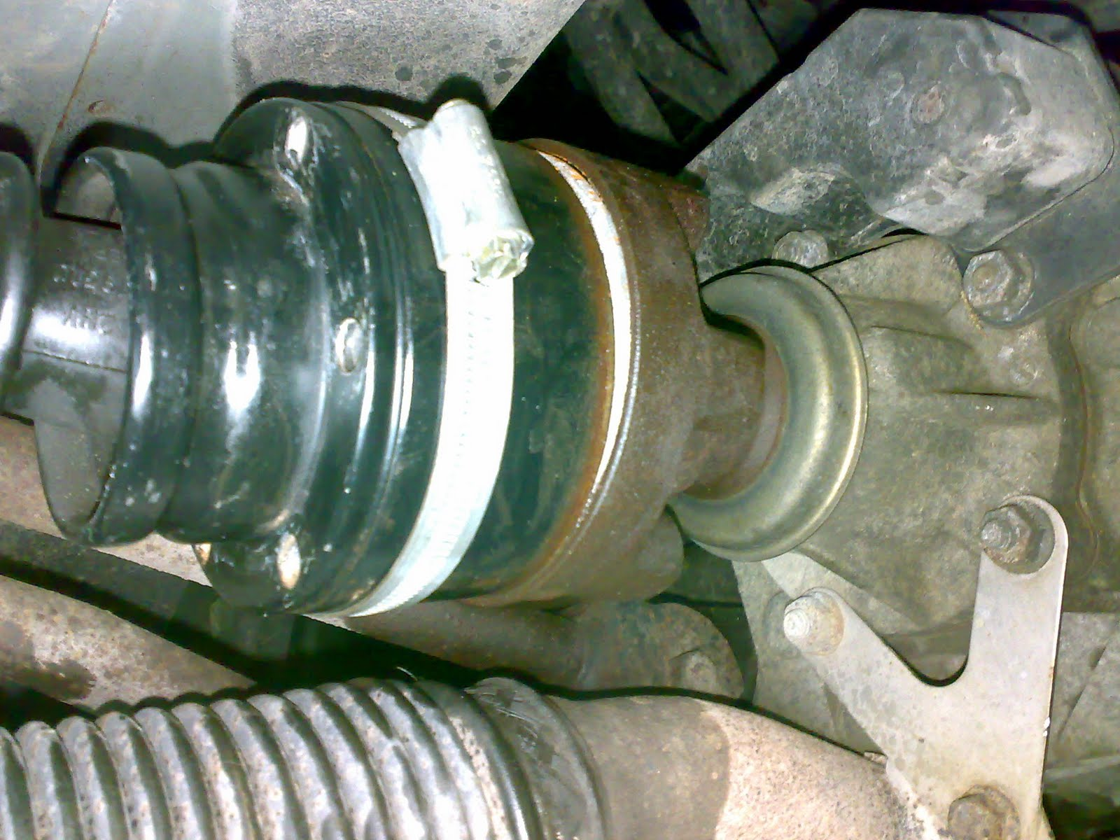 Freelander Owner: IRD and engine oil change