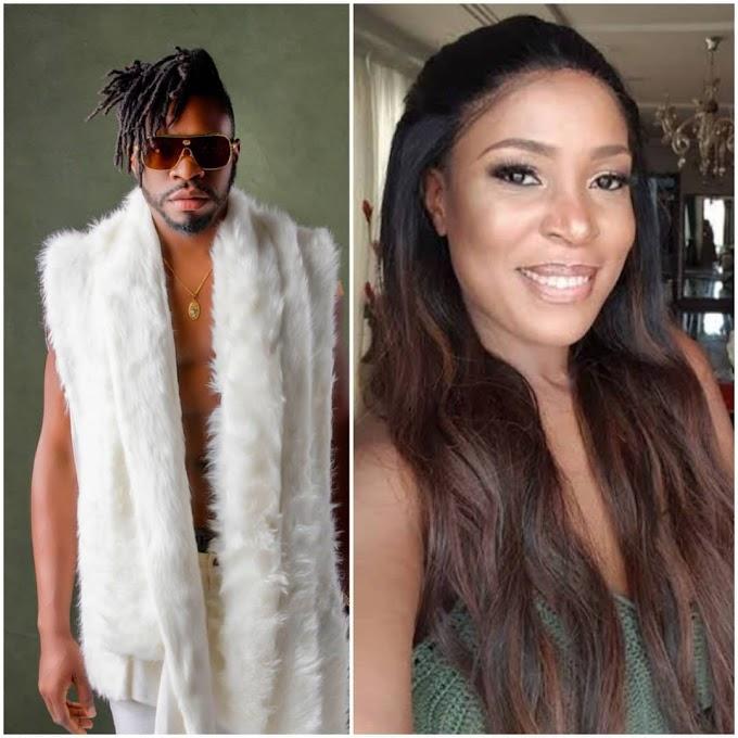I would like to marry Linda Ikeji - Us-based Nigerian singer, Shizem opens up